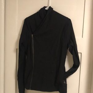 Lululemon zip up pullover sweatshirt
